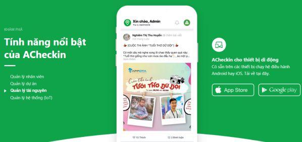 App chấm công Android chính xác, đơn giản và dễ dùng nhất 2