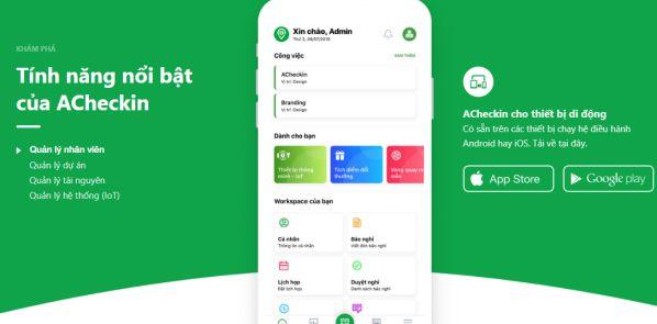 Các app chấm công miễn phí tốt nhất hiện nay nên tải dùng ngay 2