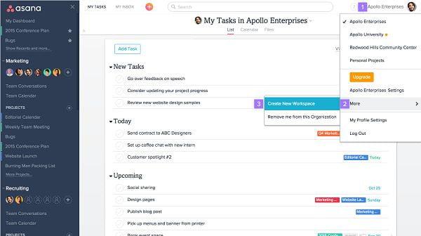 Đánh giá 5 app quản lý công việc hiệu quả nhất hiện nay 4