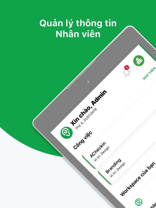 App chấm công miễn phí cho doanh nghiệp nhỏ tại Việt Nam 5