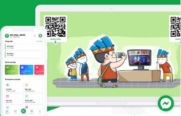 App chấm công miễn phí cho doanh nghiệp nhỏ tại Việt Nam 4