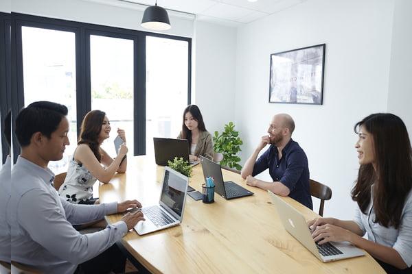 Phần mềm quản lý đặt phòng họp mang lại những lợi ích gì? 1