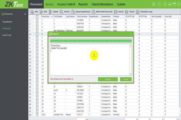Hướng dẫn cách tải phần mềm chấm công cực kỳ đơn giản 3