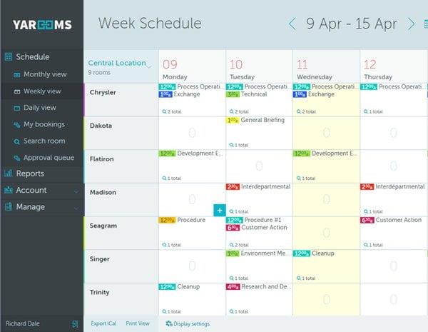 Top 3 ứng dụng quản lý phòng họp được dùng phổ biến nhất 4