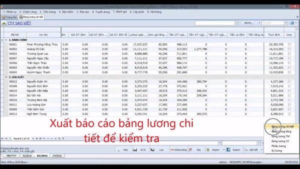 6 phần mềm ứng dụng quản lý nhân viên ngân hàng miễn phí 3