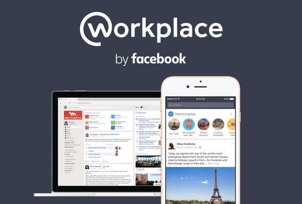 """Tìm hiểu app quản lý công việc group trên Facebook """"Workplace""""1"""