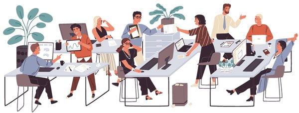 Văn hóa doanh nghiệp ảnh hưởng đến nhân viên như thế nào? 2
