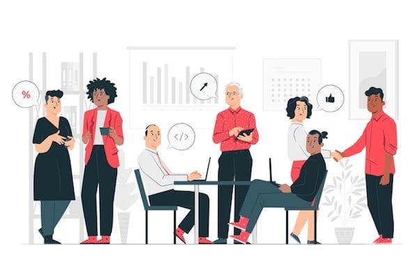 Tìm hiểu 5 cách gắn kết nhân viên trong doanh nghiệp siêu đơn giản 2