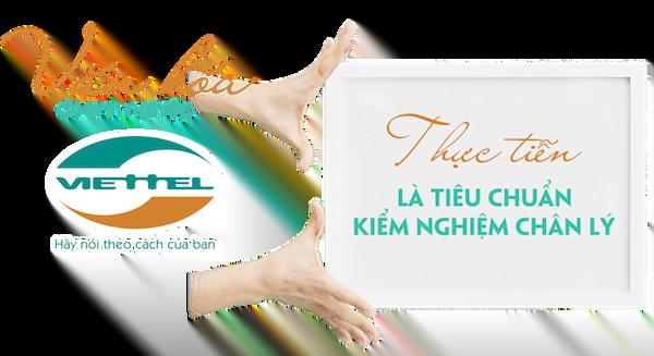 8 giá trị cốt lõi trong văn hóa doanh nghiệp của tập đoàn Viettel 2