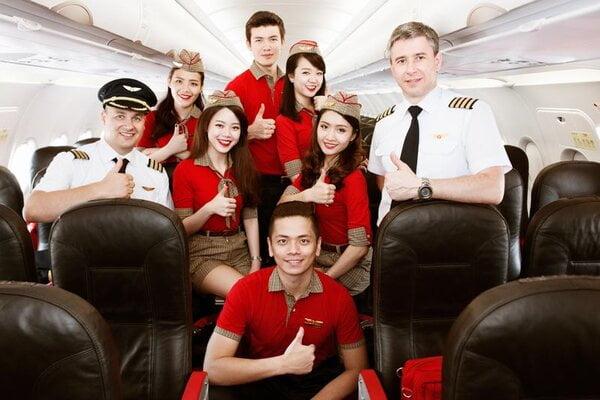 Những nét đặc biệt trong văn hóa doanh nghiệp của Vietjet Air 2