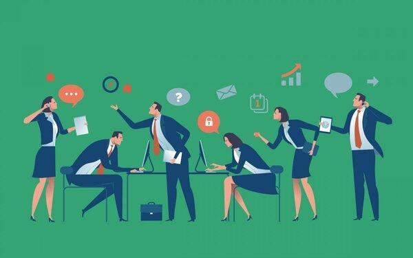 Giải pháp truyền thông nội bộ trong công ty cuối 2020 hiệu quả nhất 1