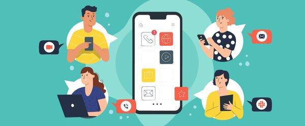 Giải pháp truyền thông nội bộ trong công ty cuối 2020 hiệu quả nhất 3
