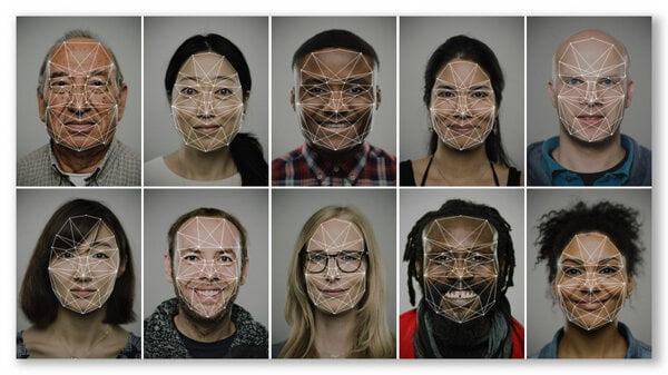 Hệ thống camera nhận diện khuôn mặt hoạt động như thế nào? 1