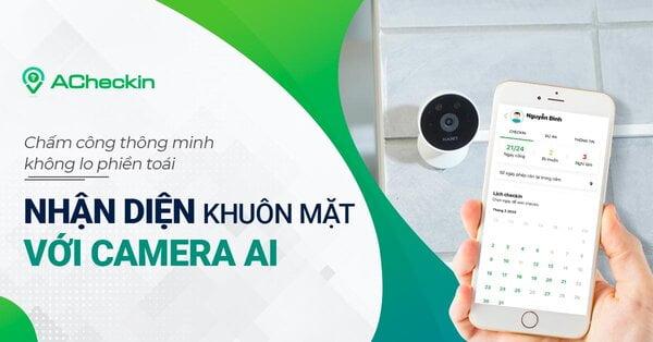 Chấm công bằng camera AI - Bạn đã biết đến công nghệ mới này?4