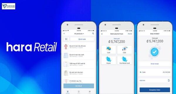 Top 5 app quản lý hệ thống bán hàng trên điện thoại tốt nhất hiện nay 3