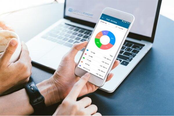 Top 5 app quản lý hệ thống bán hàng trên điện thoại tốt nhất hiện nay 1