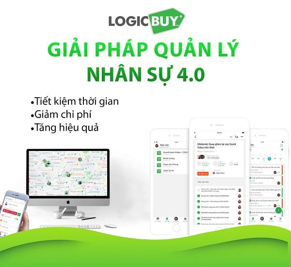 Các tính năng nổi bật của phần mềm chấm công LogicBUY Software 1