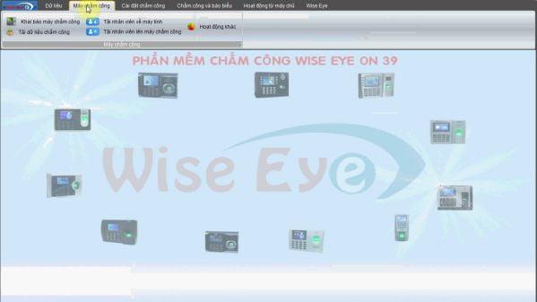 Ưu và nhược điểm của phần mềm chấm công Wise Eye 2