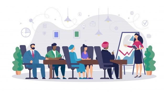 Vì sao doanh nghiệp nên sử dụng phần mềm book phòng họp? 1
