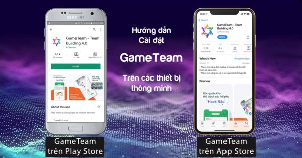 Tại sao nên chọn GameTeam? Hướng dẫn tải và sử dụng GameTeam 6