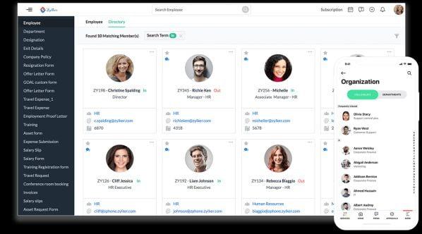App quản lý nhân viên nào tốt? Phần mềm nhân sự hiệu quả 2021 3