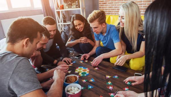 5 trò chơi team building cho gia đình hay giúp gắn kết tình cảm 4